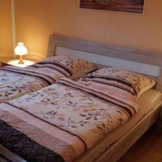 Fewo Cospudener See - Schollbach - Schlafzimmer